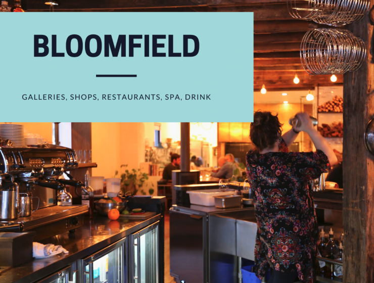 bloomfield, prince edward county, neighbourhoods
