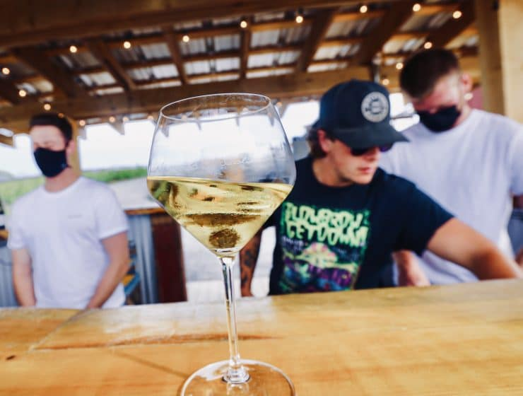 Norman Hardie, Winery and Oyster Bar, Prince Edward County