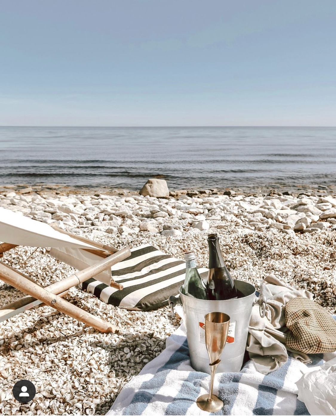 Private beaches, prince edward county